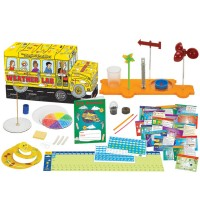 The Magic School Bus - Weather Lab