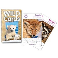 Wild Cards - Animals Card Memory Game