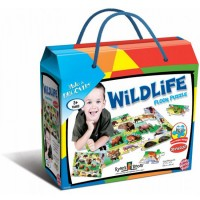 Wildlife Animals 30 pc Floor Puzzle