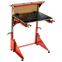 Kids Carpenter Real Workbench