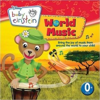 World Music - Baby Einstein Children CD