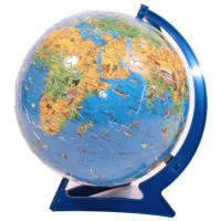 XXL Children 3D Globe 180pc Puzzleball