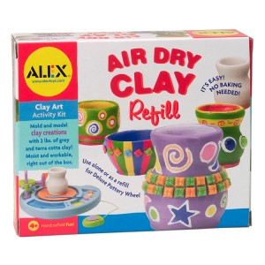 Air Dry Clay Refill for Deluxe Pottery Wheel