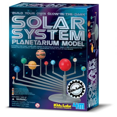 Solar System Model Craft Kit - Educational Toys Planet