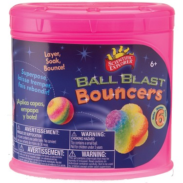 Ball Blast Bouncers - Make Bouncy Balls Kit