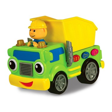 Dump Truck Early Learning Toddler Electronic Toy