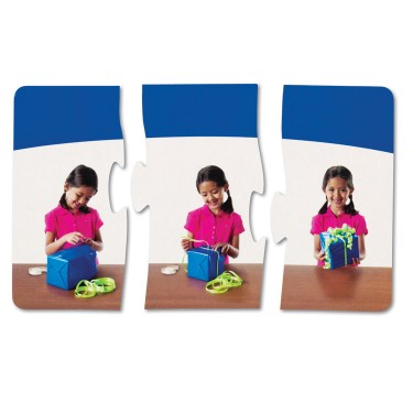 Sequencing Puzzle Cards Thinking Skills Set