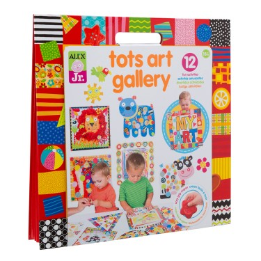 Tots Art Gallery Toddler Craft Kit