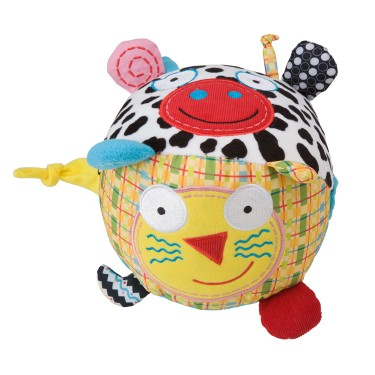 Round the Farm Animals Sound Toy for Infants