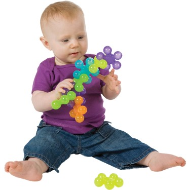 First Snaps Baby Linking Toy