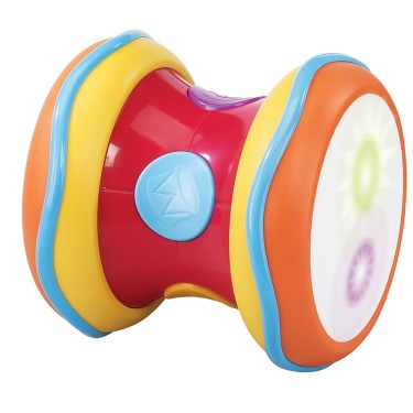 Flash Beat Drum Baby Musical Toy