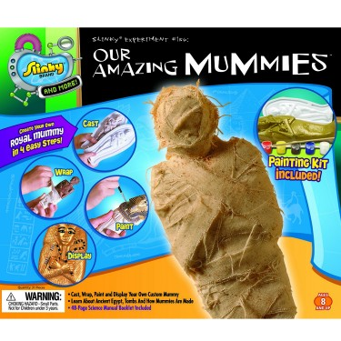Our Amazing Mummies - Make Your Own Mummy Craft Kit