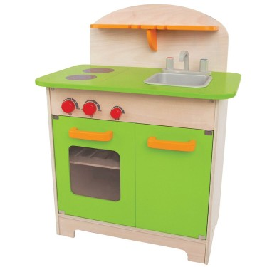 Gourmet Chef Kitchen - Green