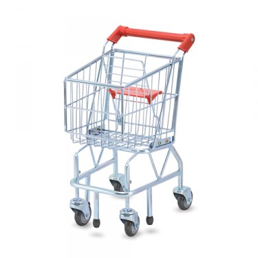 Toy Shopping Cart - Sturdy Play Shopping Cart