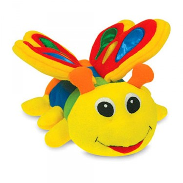 Bouncing Butterfly Baby Crawling Toy