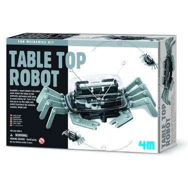 Table Top Robot Science Kit