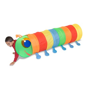 Happy Giddy Play Tunnel