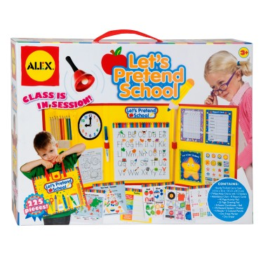Pretend School Set