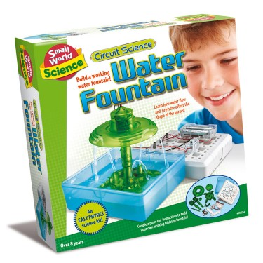 Build a Water Fountain Circuit Science Kit