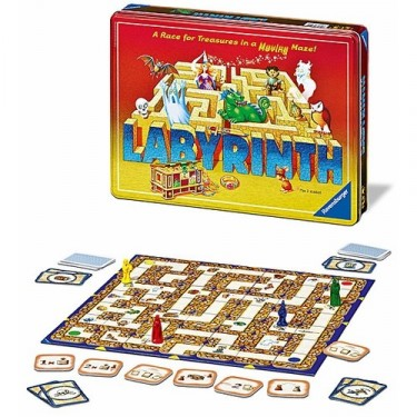 Labyrinth Spatial Thinking Game - Anniversary Edition