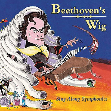 Beethovens Wig - Sing Along Classical Music CD