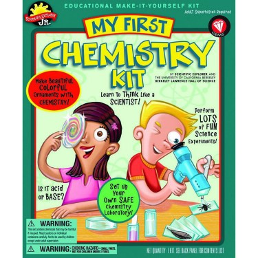 My First Chemistry Science Kit