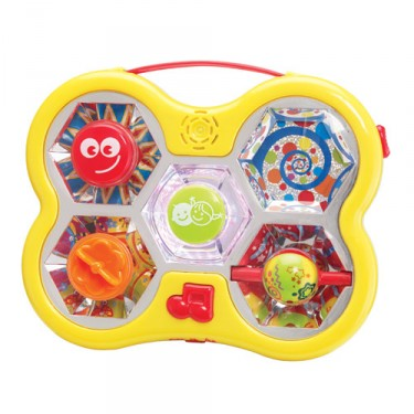 First Discoveries Baby Activity Toy