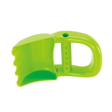 Hand Digger Green Sand Toy