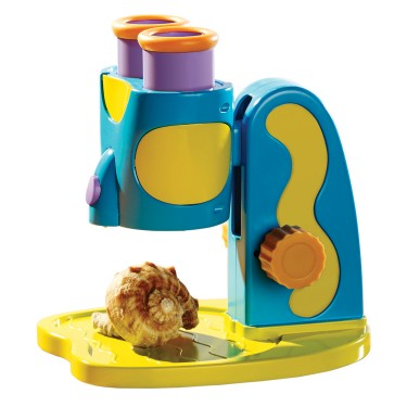 My First Microscope Electronic Science Toy