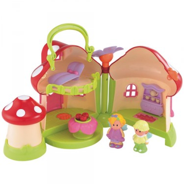 Fairyland Playhouse Fairy Toadstool Cottage
