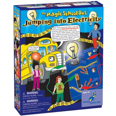 The Magic School Bus - Jumping into Electricity
