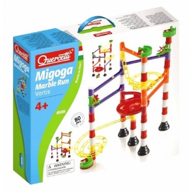 Quercetti Marble Run Vortis Building Toy