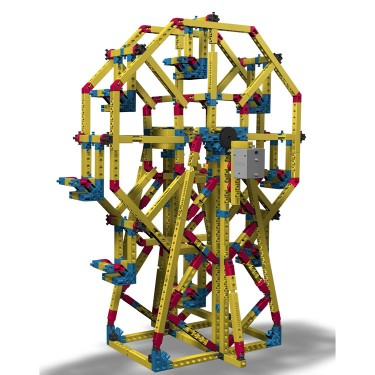 Engino Ferris Wheel Deluxe Building Kit