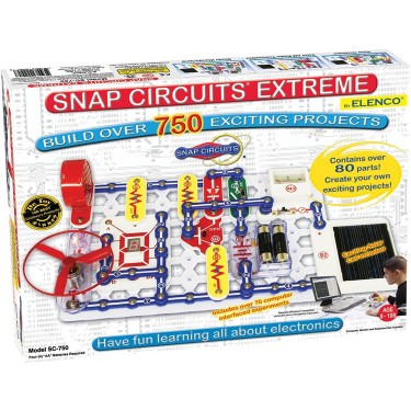 Snap Circuits Extreme 750 Learning Center