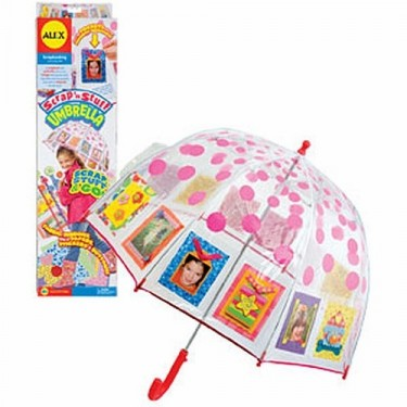 Scrap N' Stuff Decorate Kids Umbrella Kit