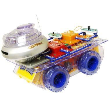 Deluxe Snap Rover Snap Circuit Vehicle