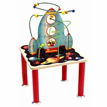 Anatex Space Shuttle Rollercoaster Table