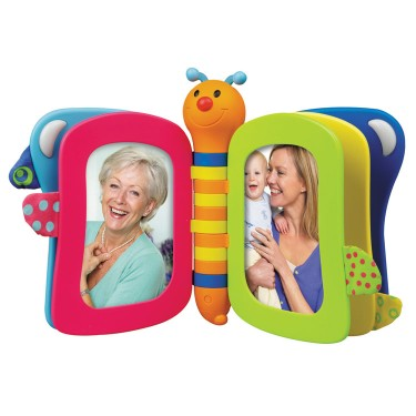 Sweet Messages Photo Frame Bug Infant Toy