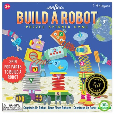 Build a Robot Puzzle Creative Kids Game