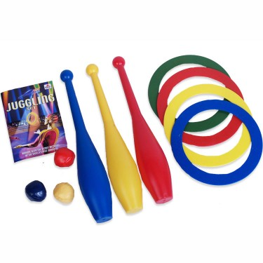 Kids Deluxe Juggling Set