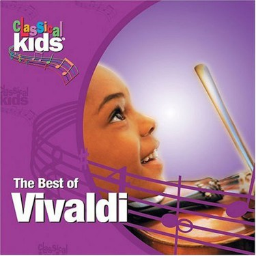 Best of Vivaldi Classical Music Children CD