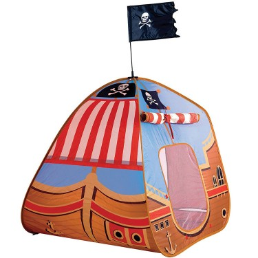 Pirate Galleon Pop Up Play Tent