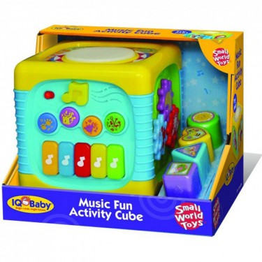 Music Fun Baby Activity Cube