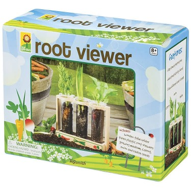 Root viewer plant growing kit educational toys planet for Gardening kit for toddlers