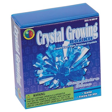 Crystal Growing Fun Science Kit