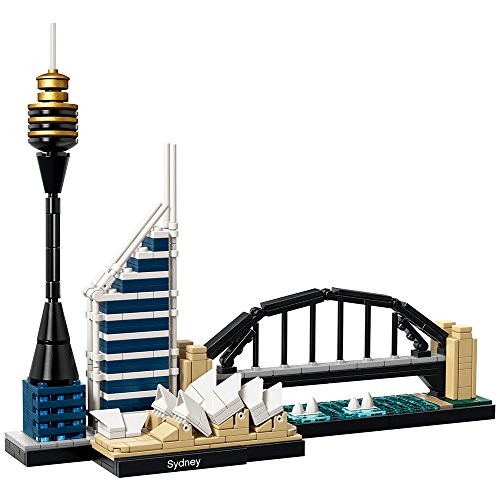 Sydney Skyline Building Kit by LEGO Architecture
