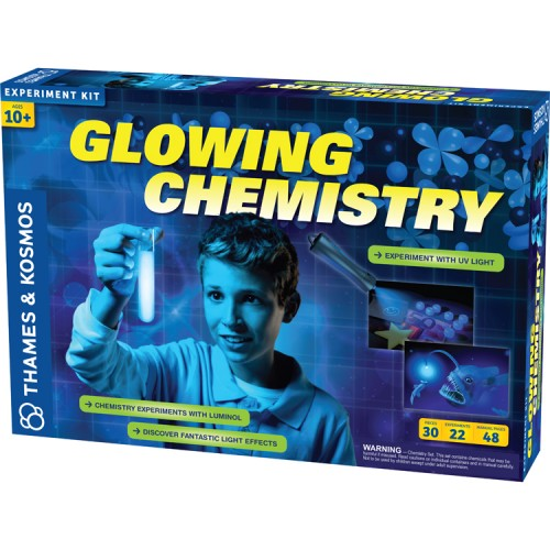 Glowing Chemistry Science Kit