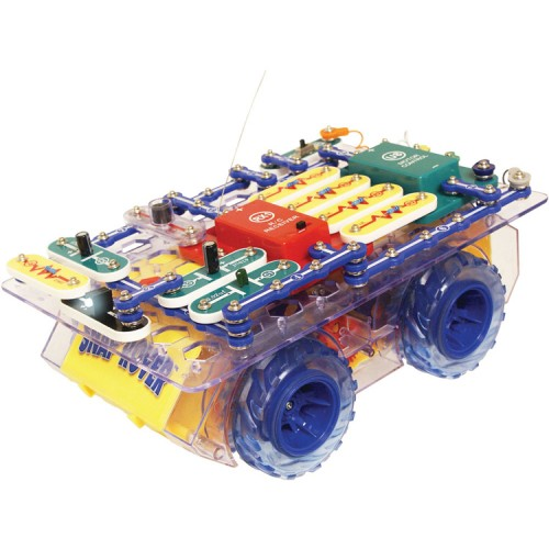 RC Snap Rover Snap Circuit Vehicle