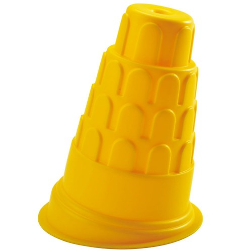 Leaning Tower of Pisa Mold Sand Building Toy