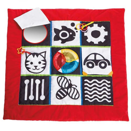Wimmer-Ferguson Crawl & Discover Mat Baby Cognitive Toy